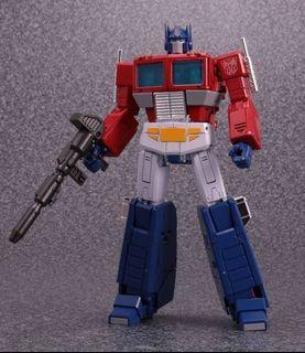 Transformers Optimus Prime MP-44 Convoy
