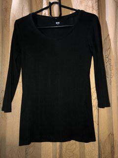 Uniqlo Supima cotton stretch shirt