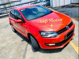 Volkswagen Polo 1.2 At- turbo hatchback