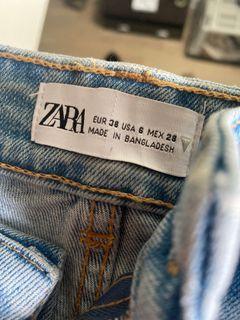ZARA women's shorts size 6