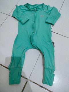 Zipper sleepsuit palmerhaus 0-3 bln