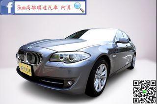 🚗2012領牌 總代理 BMW 520i F10 2.0