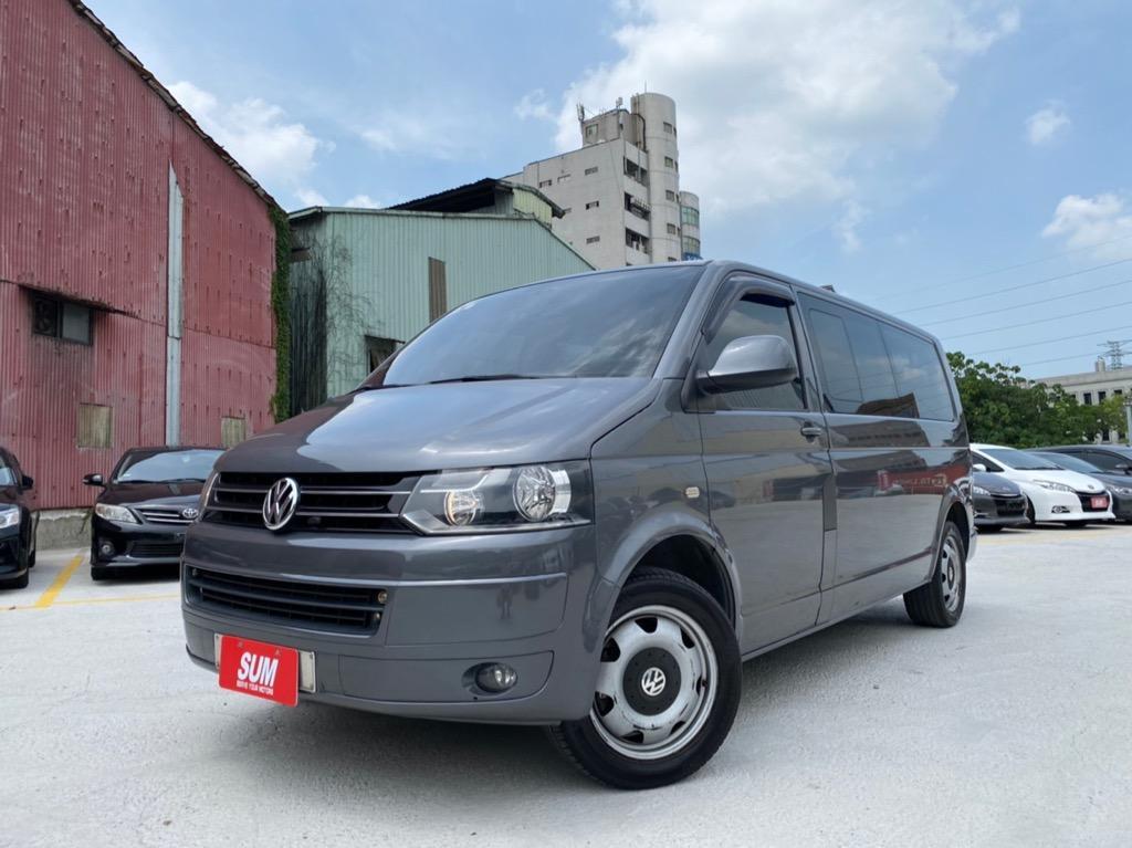 2014 Volkswagen Caravelle TDI LWB 11座(實車實價)