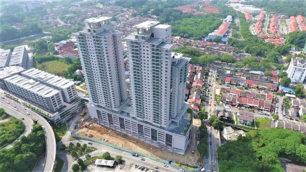 [20%OFF] MAXIM Residences Cheras KL @2-room CORNER unit ONLY RM342,000 (Market price RM420,000)