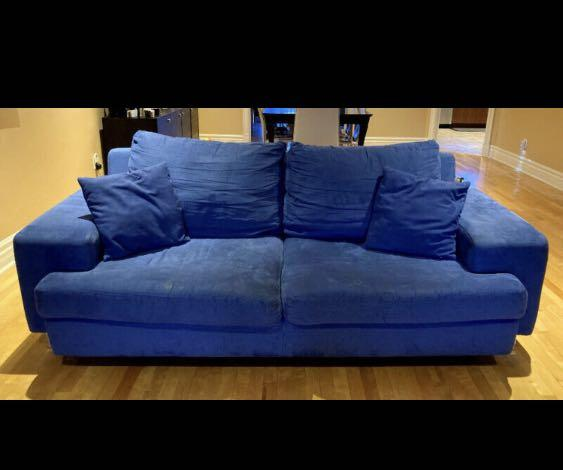 2 couch for sell