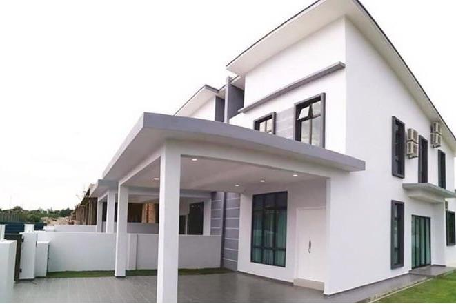 2 Storey Superlink 26x70 Installemtn 1.5K [100% LOAN Free all Fee] Freehold NY sepang