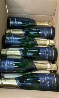 法國葛萊美香檳375ml