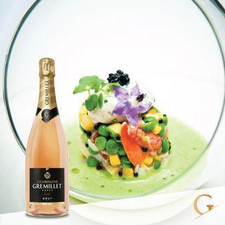法國桃紅香檳750ml