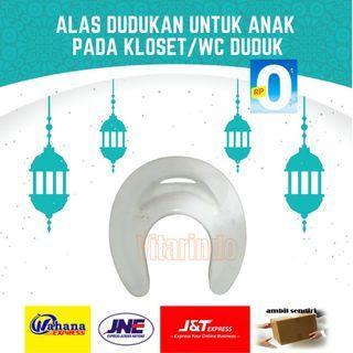Alas Dudukan untuk Anak pada Kloset/WC Duduk