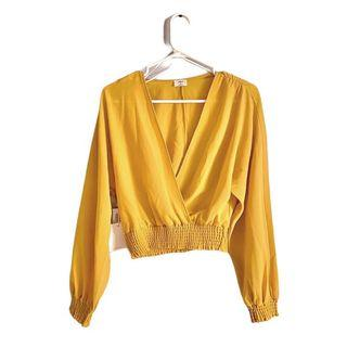 aritzia wilfred BNWT blouse
