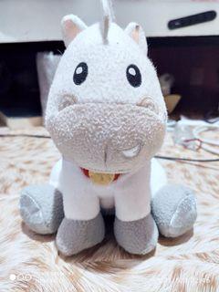 Baby White Horse Plush Stuff Toy