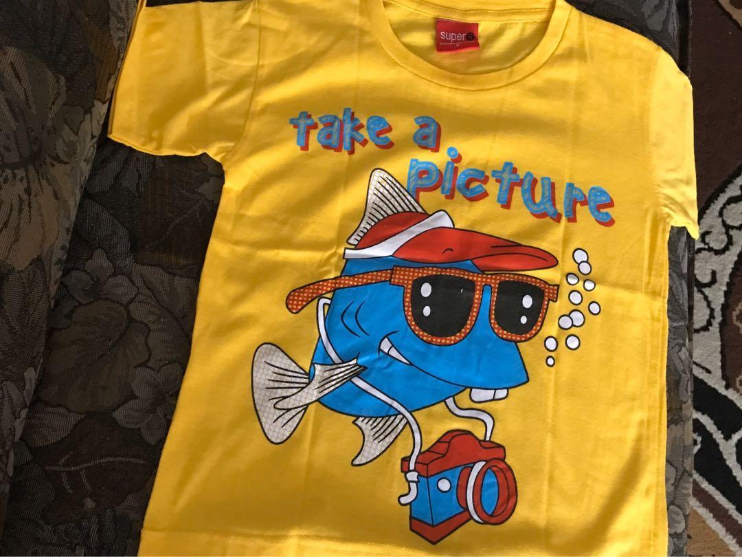 Baju Atasan Anak #Mei