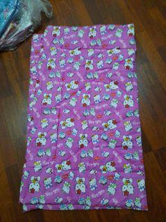 Bed cover baby hello kitty