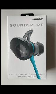 BOSE 藍牙耳機 #prepfordad