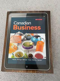 Business textbook