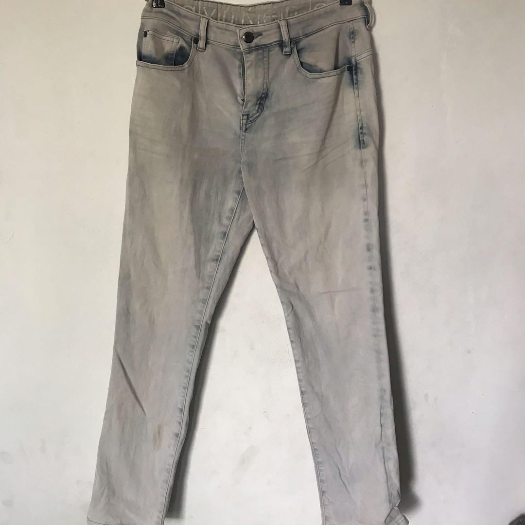 Calvin Klein Man Celana Jeans