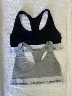 Calvin Klein sport bras