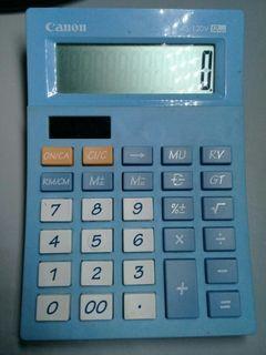 Canon 12 digits calculator