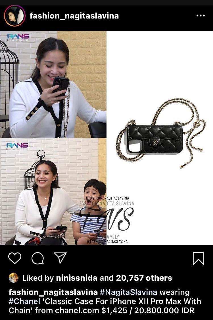 Case Nagita Slavina for Iphone 11