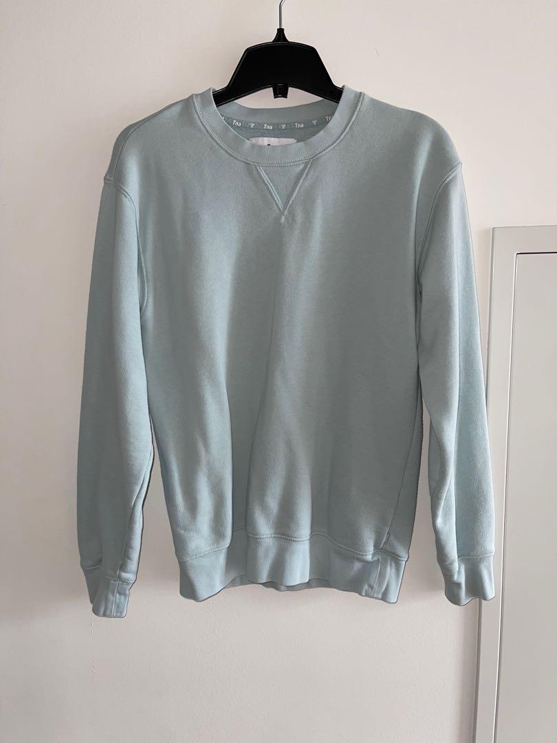 Cozy Fleece Perfect Basic Crew Sweatshirt