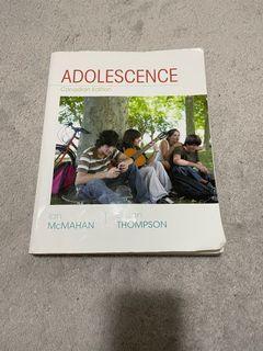 Development in adolescent textbook