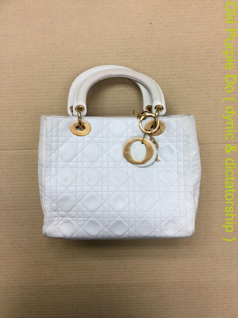 Dior & Chanel 白色系染整