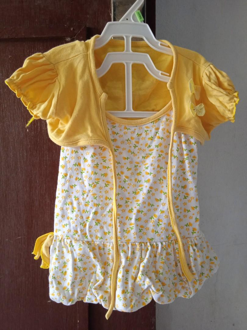 Dress preloved 6-12m