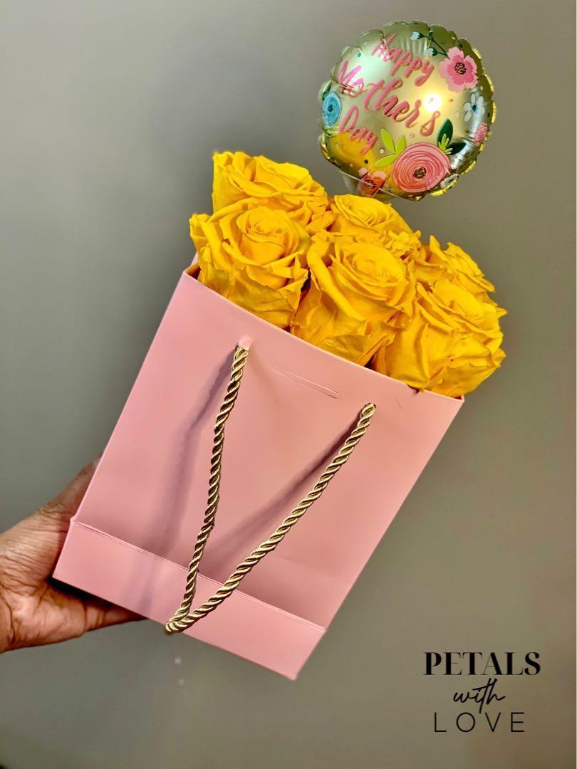 Eternal bag [Mother's Day gift idea]