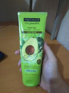 Freeman Purifying Avocado+Oatmeal