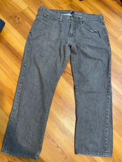 Gap Straight Fit Pants