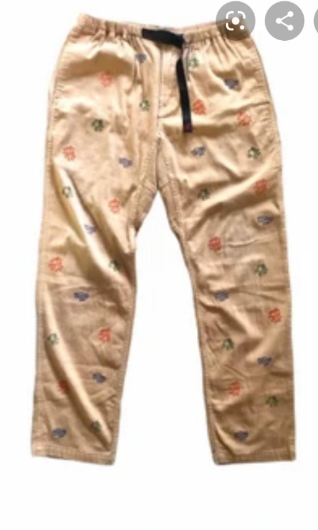 Gramicci x keith haring tapered pants