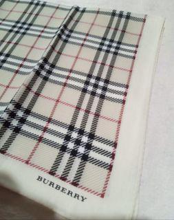 Handkerchief Burberry