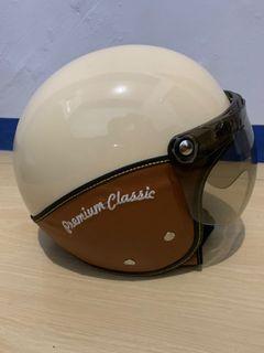 Helm Classic Premium Yamaha