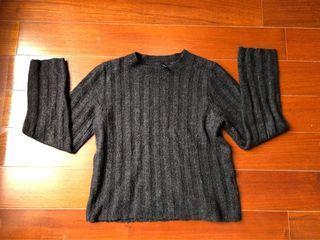 H&M 針織彈力 毛衣 毛衫S 女 H&M knitted stretch sweater