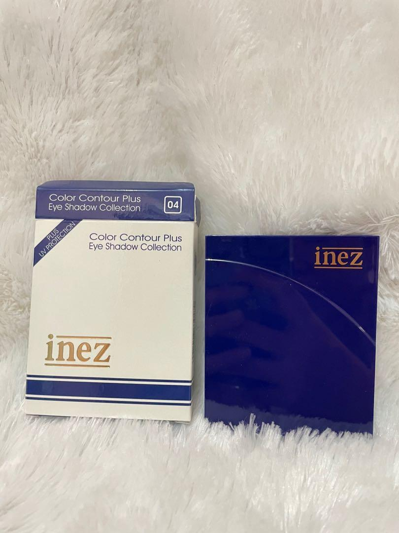 inez color contour plus eye shadow collection - 04 amsterdam