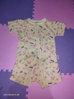 Jumsuit bayi fit 12 bulan