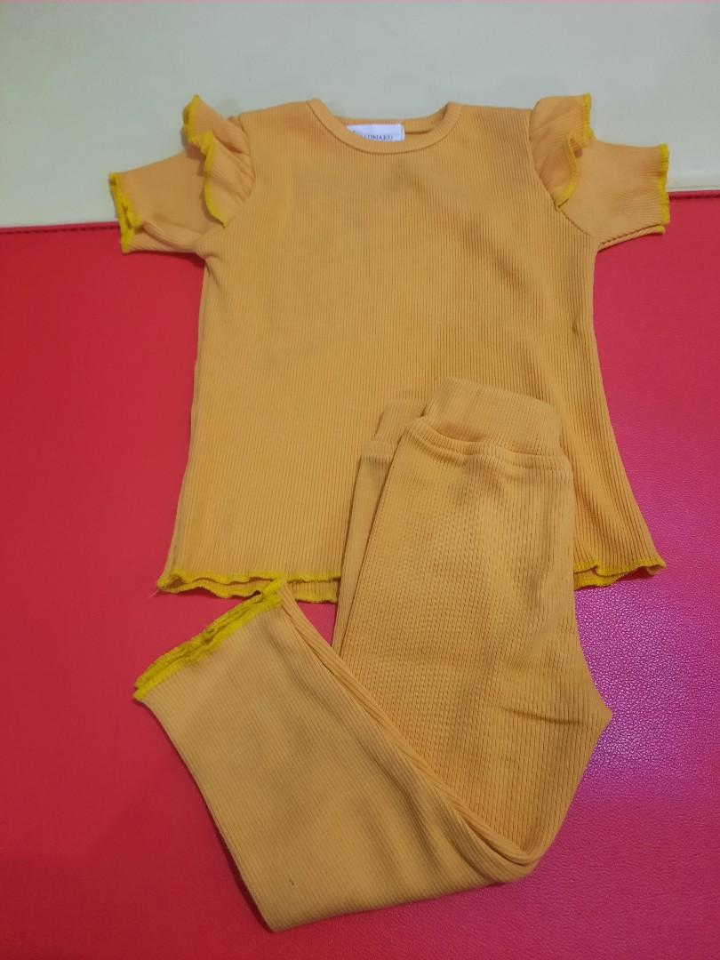 Kalunaku set yellow