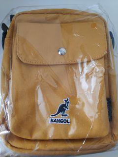 KANGOL 袋鼠 小帥包 斜背包 側背包 小包