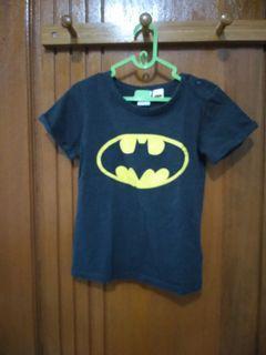 Kaos Anak Laki Batman H&M