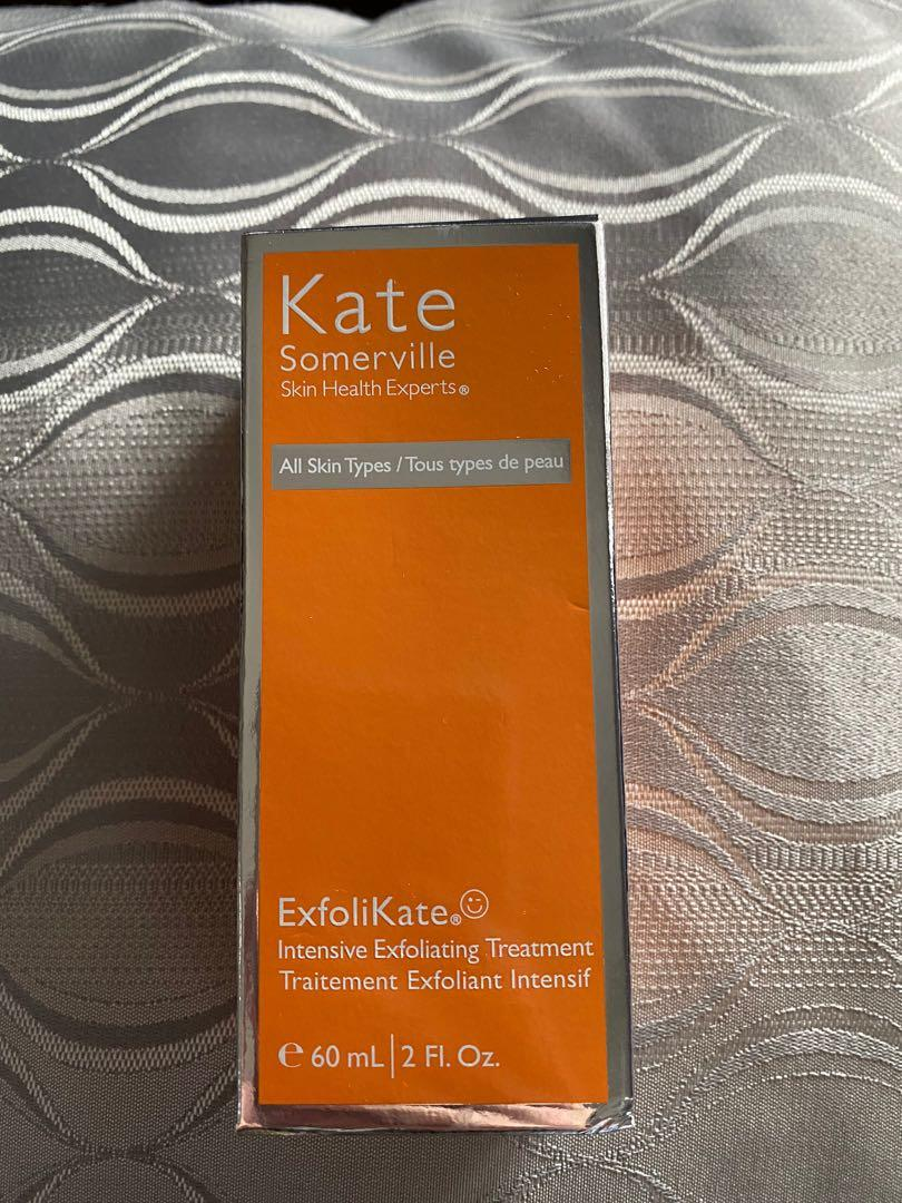Kate Somerville intensive exfoliating treatment