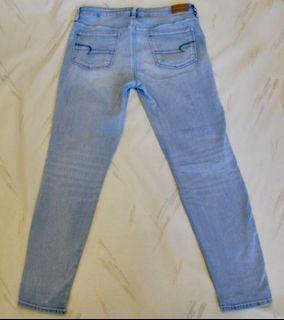 Light Wash American Eagle  Jeans