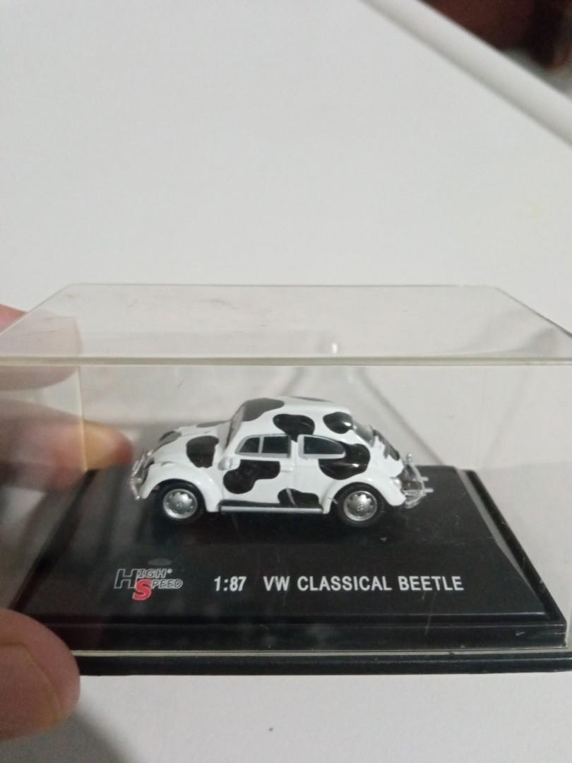 Miniatur VW CLASSICAL BEETLE High speed 1:87