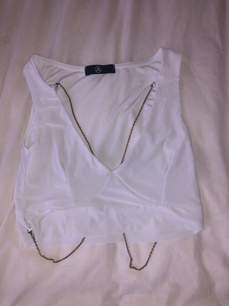 MISSGUIDED tank