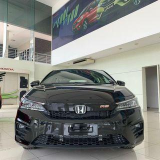 New Honda City HB 2021