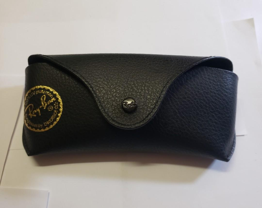 Official Ray Ban Glasses Case