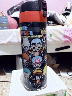 One Piece x Panson Works Thermal Insulating Tumbler