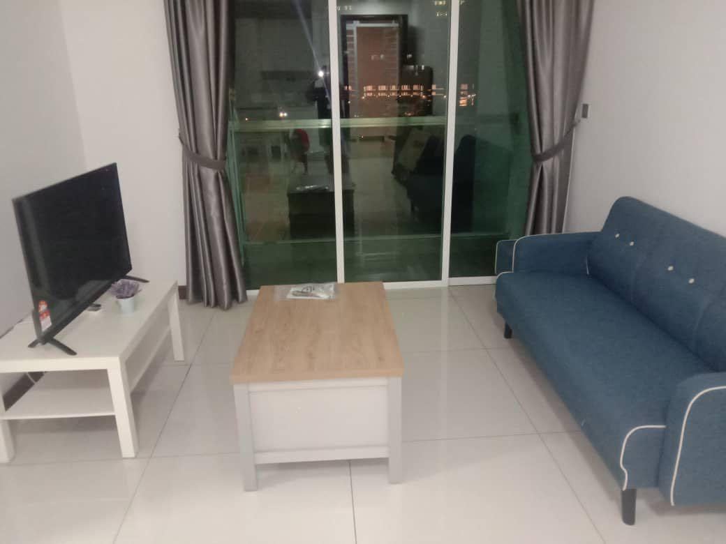 Paragon Residence @ Straits view 2+1bedrooms New Furnished LOW DEPOSIT