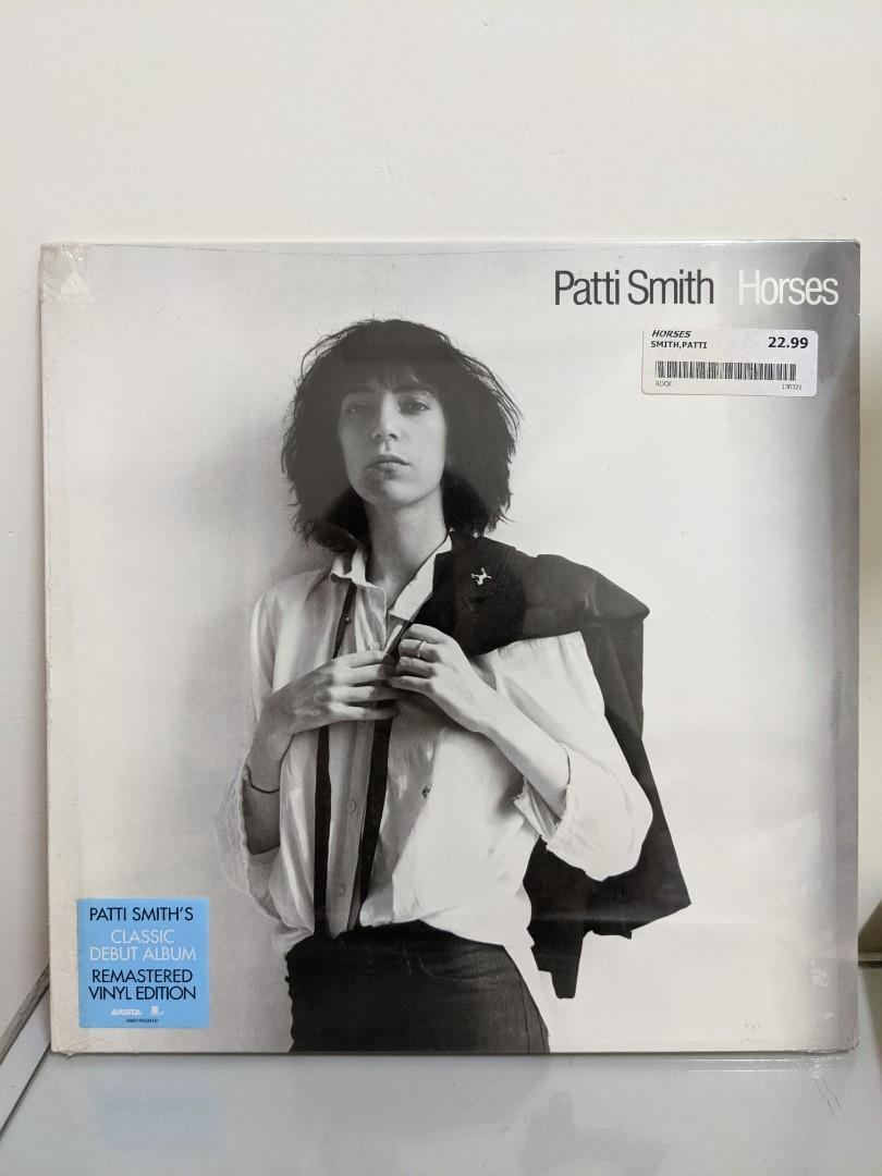 Patti Smith 黑膠唱片 帕蒂史密斯