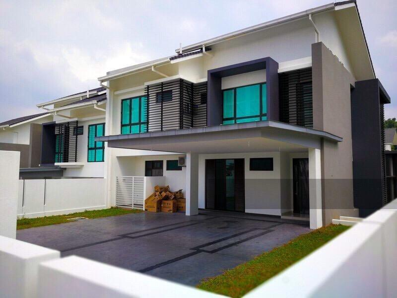 RAWANG NEW DOUBLE STOREY 0% DOWNPAYMENT, GATED & GUARDED