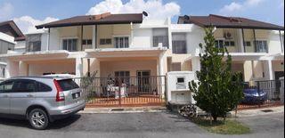 Renovated | 2 Storey Cendana | Puncak Bestari
